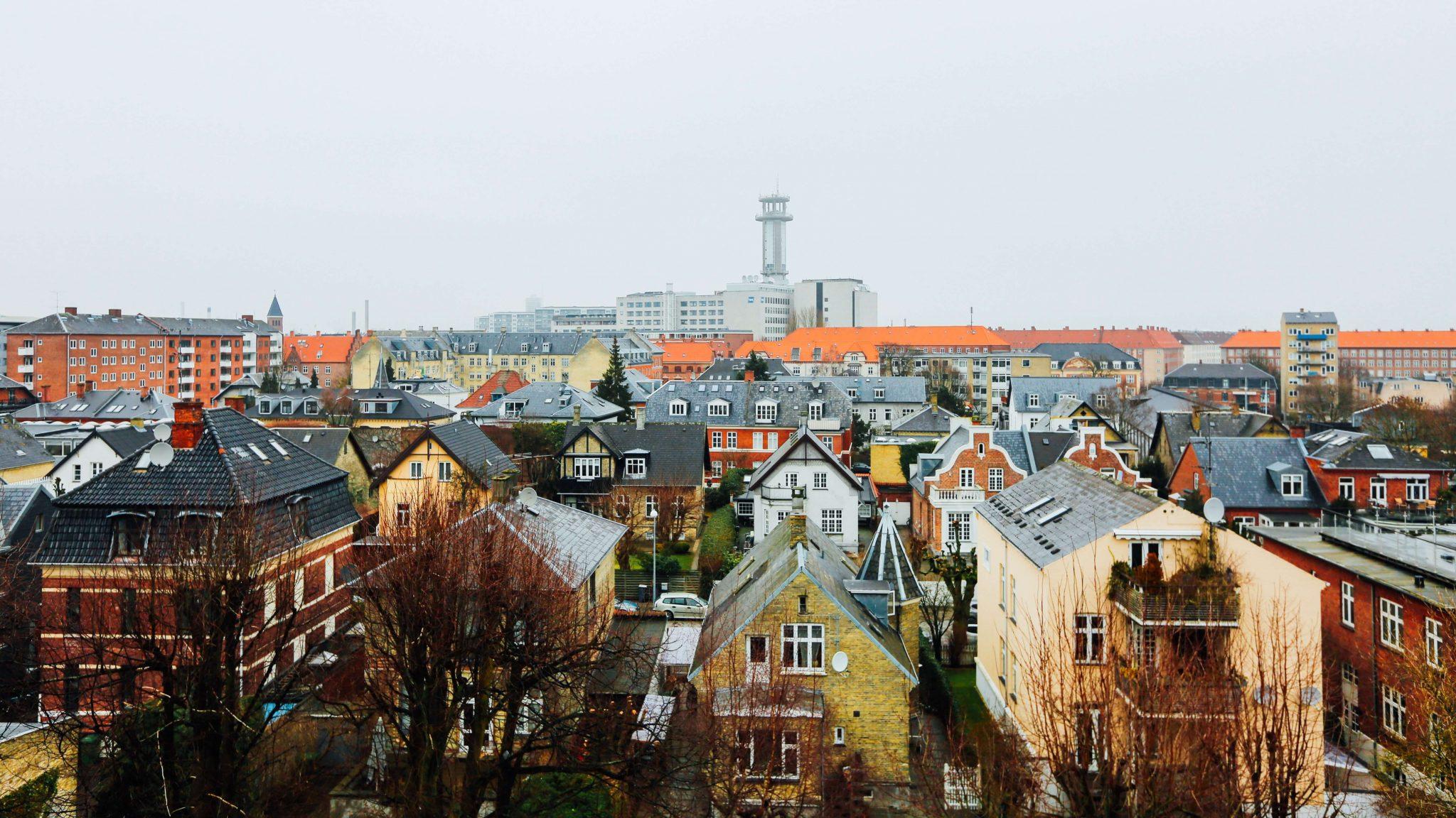københavn skyline